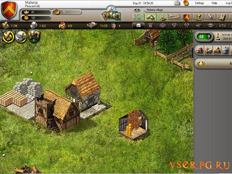 Stronghold Kingdoms screen 3