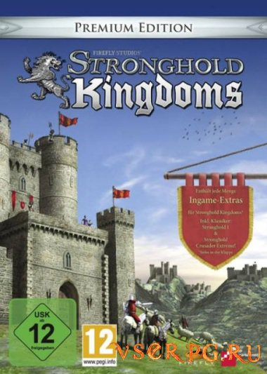 Постер игры Stronghold Kingdoms