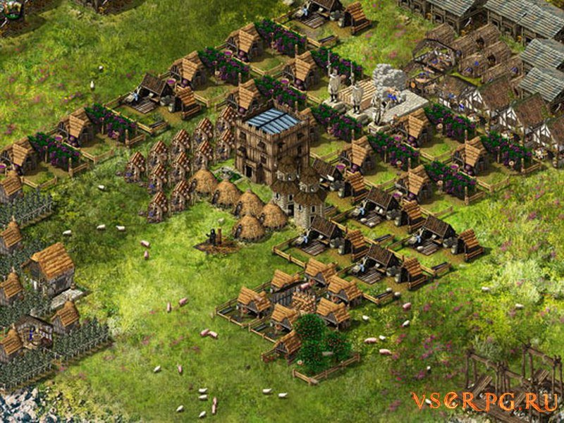 Stronghold Kingdoms screen 1