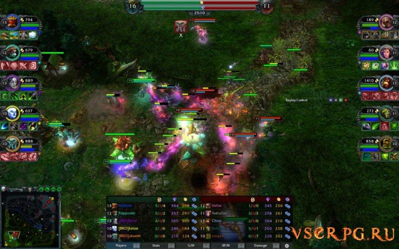 Heroes of Newerth screen 3