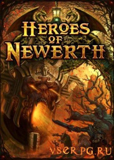 Постер игры Heroes of Newerth