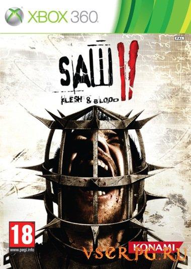Постер игры Saw 2