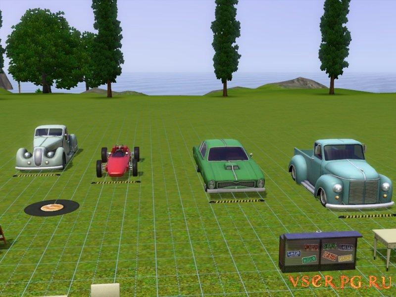 Симс 3: Скоростной режим screen 3