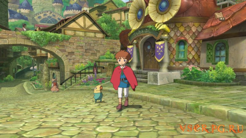 Ni no Kuni screen 2