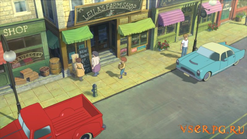 Ni no Kuni screen 3