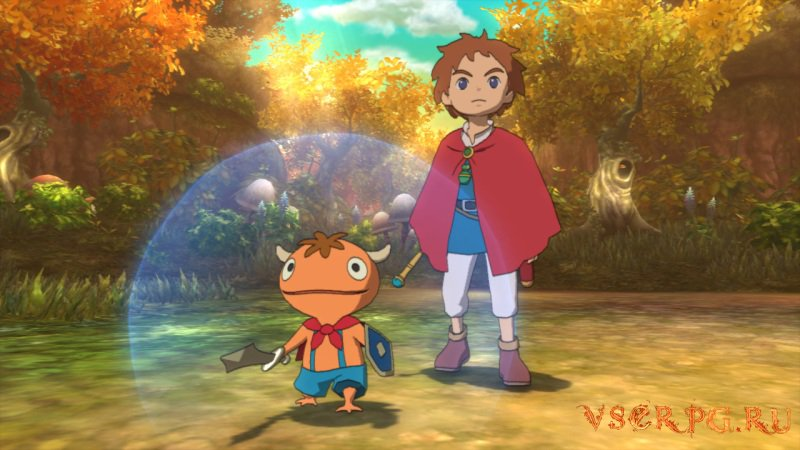 Ni no Kuni screen 1