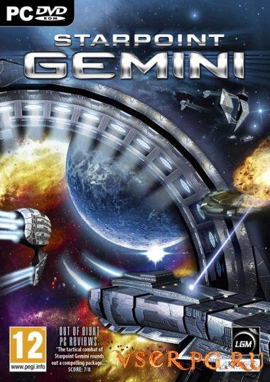 Постер игры Starpoint Gemini