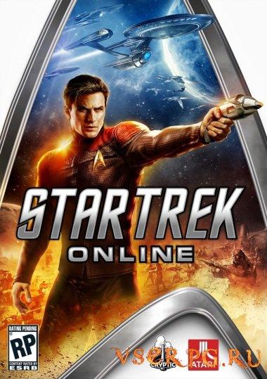 Постер игры Star Trek Online