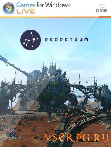 Постер игры Perpetuum