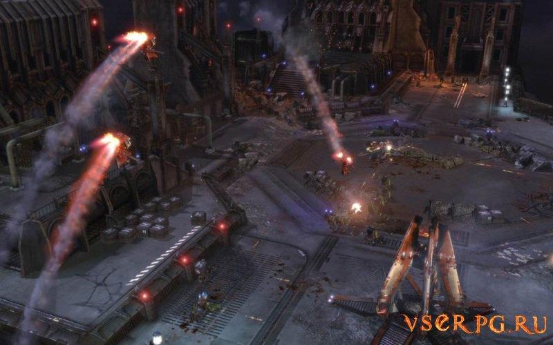 Dawn of War 2 screen 1