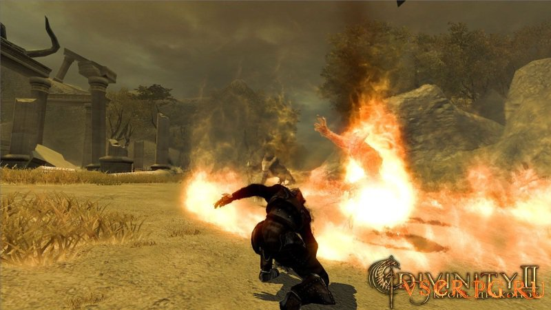 Divinity 2: Кровь Драконов screen 3