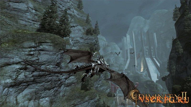 Divinity 2: Кровь Драконов screen 1