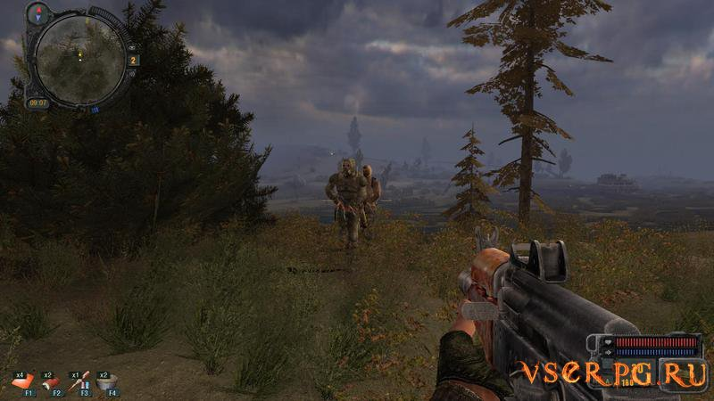Stalker Call of Pripyat screen 3