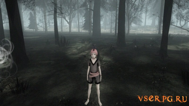 The Path screen 1
