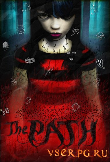 Постер игры The Path