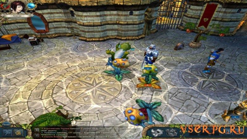 Kings Bounty: Принцесса в доспехах screen 1