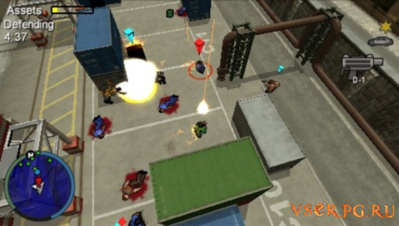 Grand Theft Auto Chinatown Wars screen 1