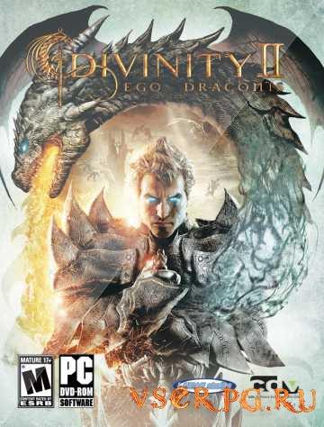 Постер игры Divinity 2: Кровь Драконов