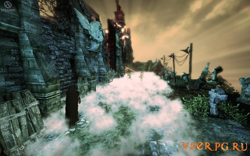 Batman Arkham Asylum screen 2