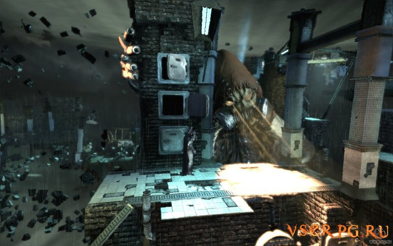 Batman Arkham Asylum screen 3