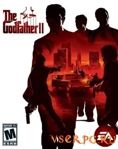 Постер игры The Godfather 2