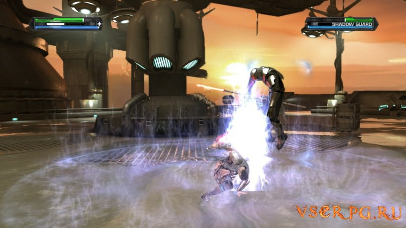 Star Wars The Force Unleashed: Ultimate Sith Edition screen 2
