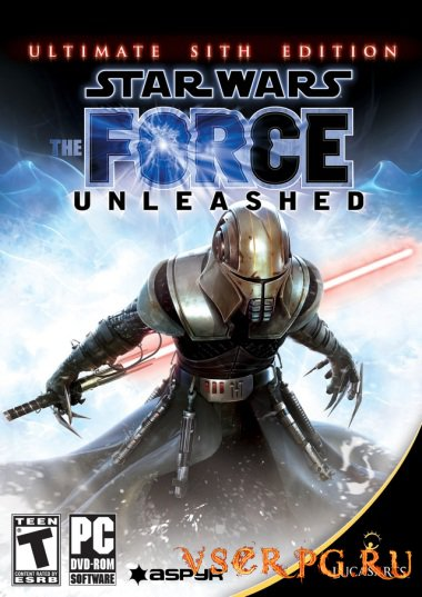 Постер Star Wars The Force Unleashed: Ultimate Sith Edition