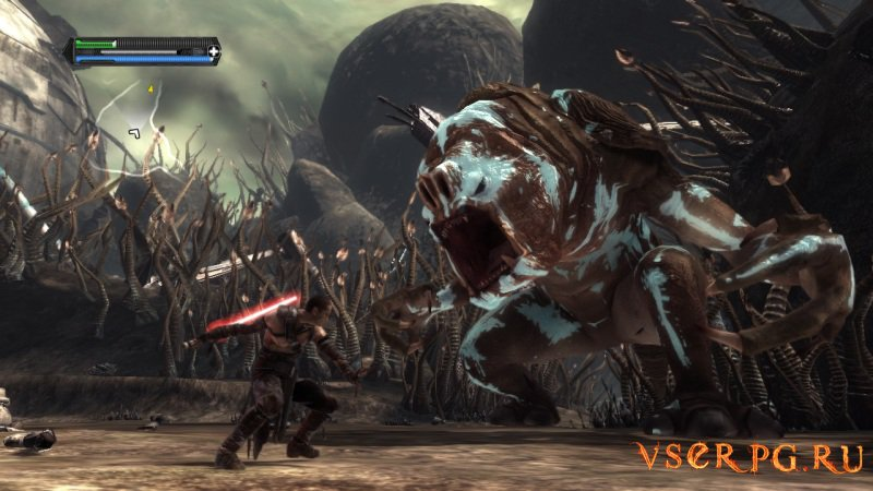 Star Wars The Force Unleashed: Ultimate Sith Edition screen 3