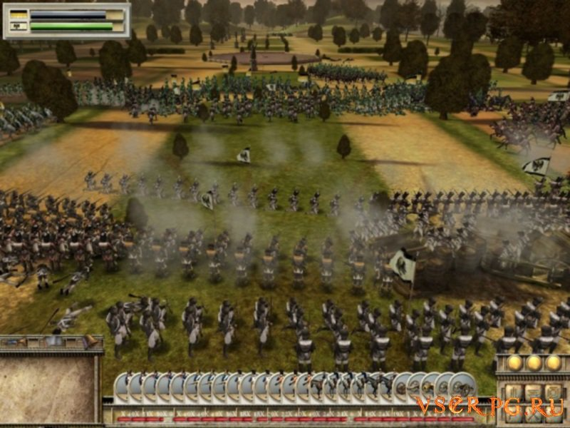 Empire Total War screen 3