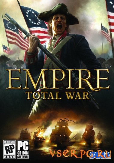 Постер игры Empire Total War