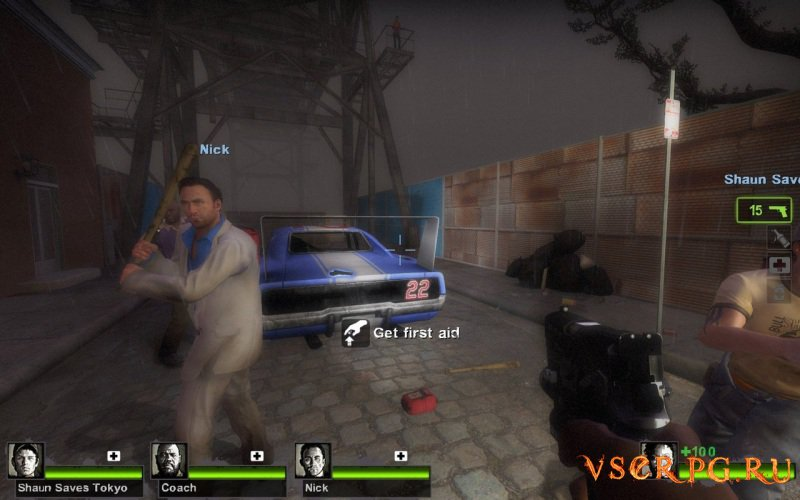 Left 4 Dead 2 screen 2