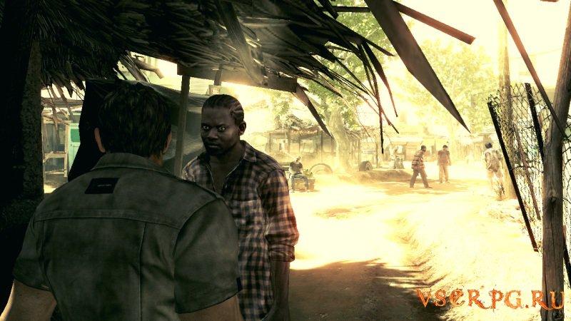 Resident Evil 5 screen 3