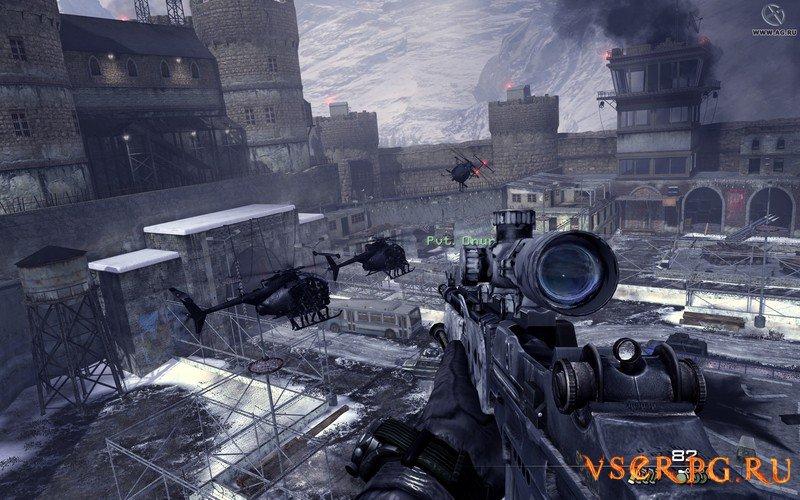 Call of Duty: Modern Warfare 2 screen 1