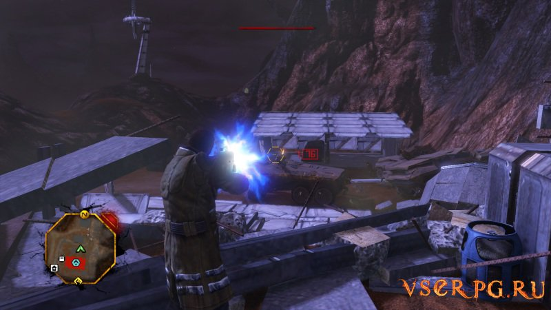 Red Faction Guerrilla screen 2