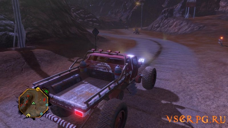 Red Faction Guerrilla screen 3