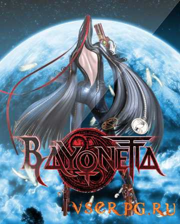 Постер игры Bayonetta