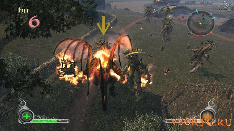 Властелин колец: Противостояние screen 3