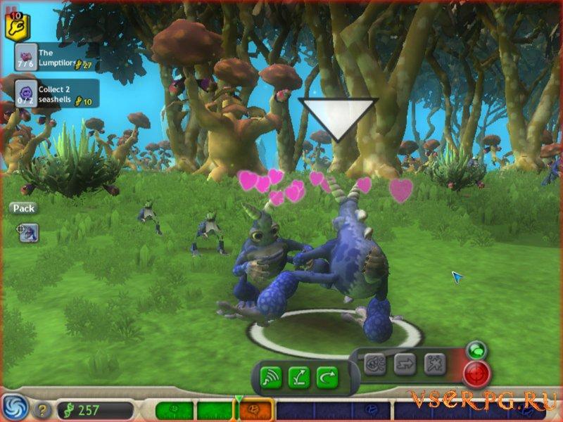 Спор: Космические Приключения screen 1