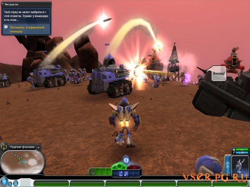 Спор: Космические Приключения screen 2