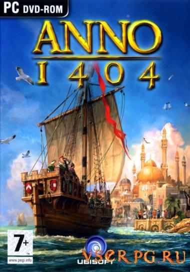 Постер игры Anno 1404