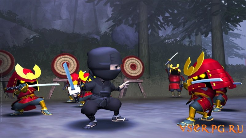 Mini Ninjas screen 3