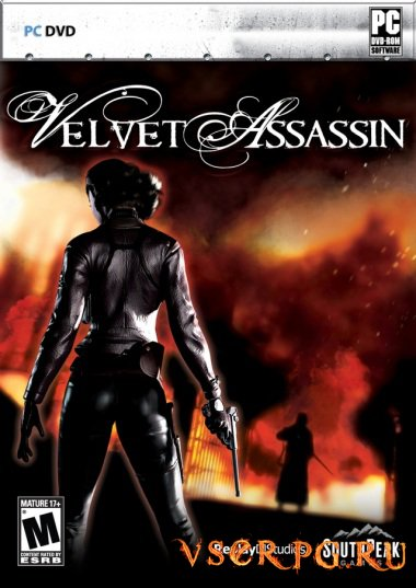 Постер игры Velvet Assassin
