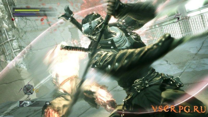 Ninja Blade screen 2