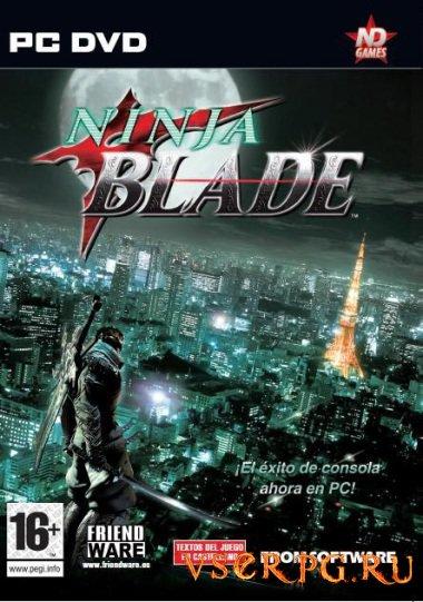 Постер игры Ninja Blade