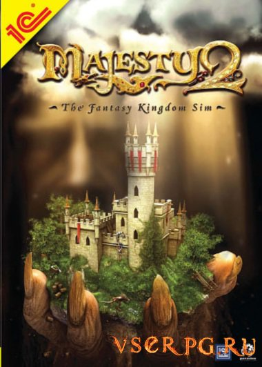 Постер игры Majesty 2: The Fantasy Kingdom Sim