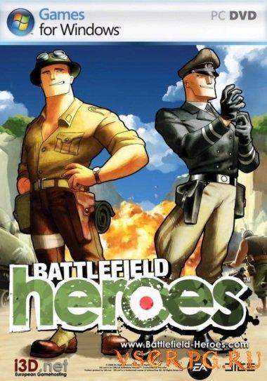Постер игры Battlefield Heroes