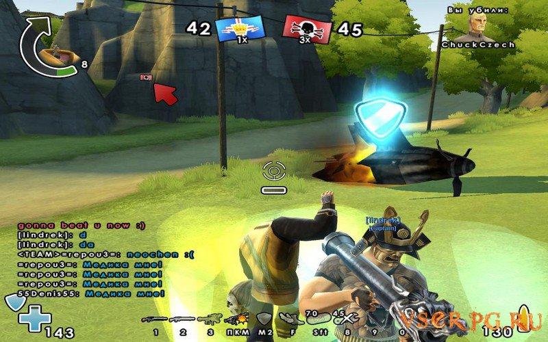 Battlefield Heroes screen 2