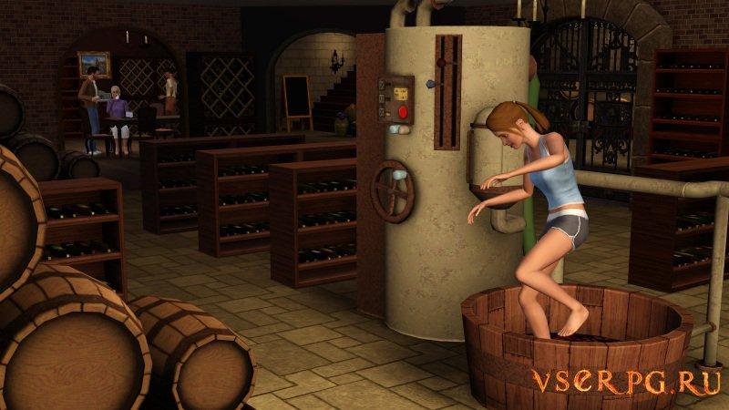 Симс 3: Мир Приключений screen 3