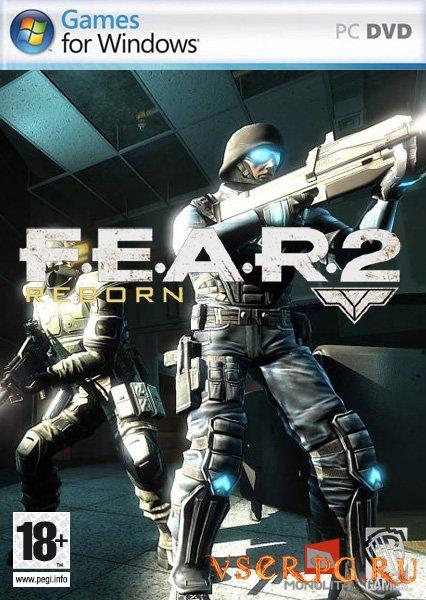 Постер игры F.E.A.R. 2 Reborn