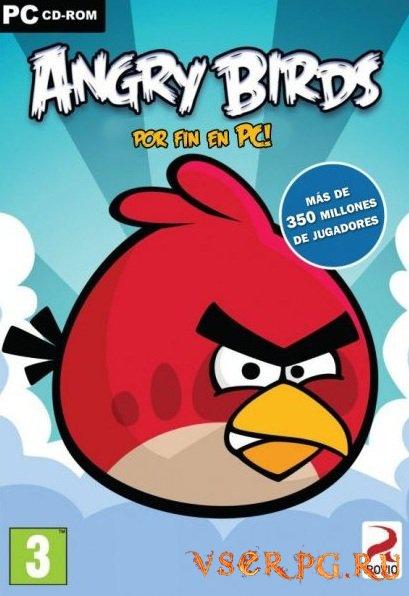 Постер игры Angry Birds